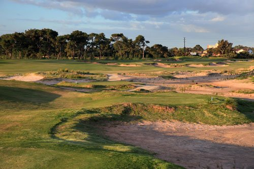 Royal Adelaide Golf 17th hole